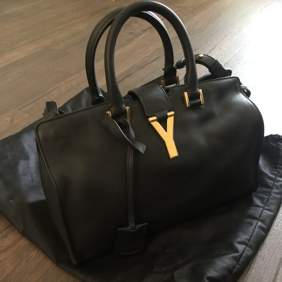 a7bd02542841 NEW SAINT LAURENT YSL Chyc Cabas Classic Y Bag